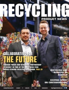 Recycling Product News Digital Edition - January / February 2019