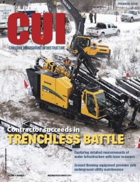 Canadian Underground Infrastructure Digital Edition - November / December 2013