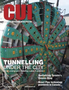 Canadian Underground Infrastructure Digital Edition - January / February 2014