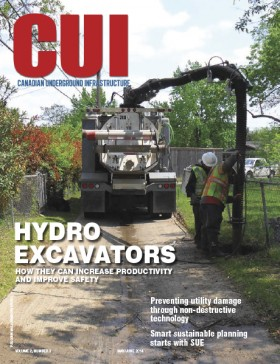Canadian Underground Infrastructure Digital Edition - May / June 2014