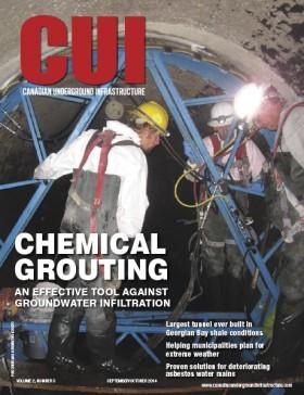 Canadian Underground Infrastructure Digital Edition - September / October 2014