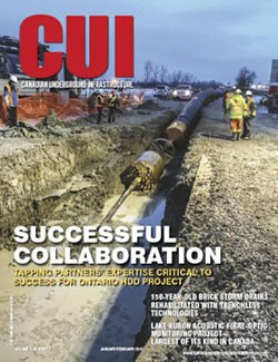 Canadian Underground Infrastructure Digital Edition - January/February 2015