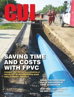 Canadian Underground Infrastructure Digital Edition - March/April 2015