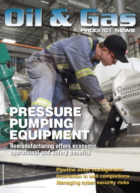 Oil & Gas Product News Digital Edition - May/June 2015