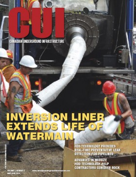 Canadian Underground Infrastructure Digital Edition - May/June 2015