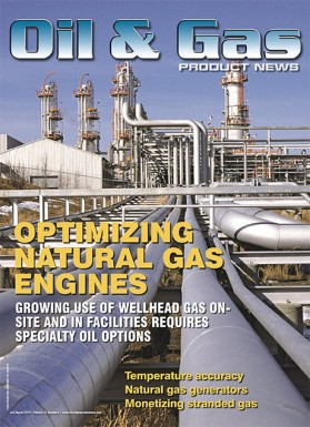 Oil & Gas Product News Digital Edition - July/August 2015