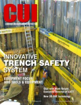 Canadian Underground Infrastructure Digital Edition - July / August 2014
