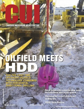 Canadian Underground Infrastructure Digital Edition - September/October 2015