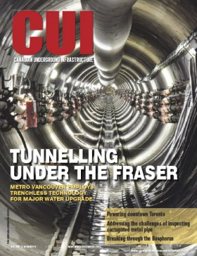 Canadian Underground Infrastructure Digital Edition - November/December 2015
