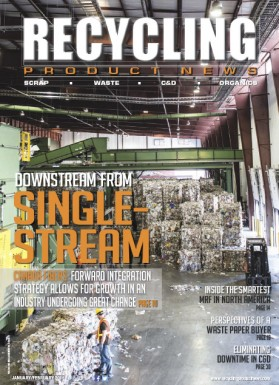 Recycling Product News Digital Edition - January / February 2016