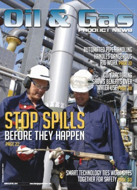 Oil & Gas Product News Digital Edition - March/April 2016