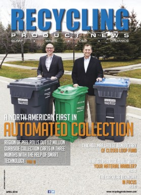 Recycling Product News Digital Edition - April 2016