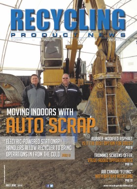 Recycling Product News Digital Edition - May/June 2016