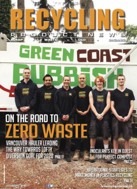 Recycling Product News Digital Edition - July/August 2016