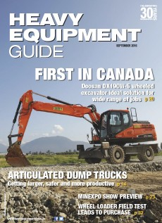 Heavy Equipment Guide Digital Edition - September 2016