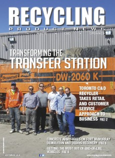 Recycling Product News Digital Edition - September 2016
