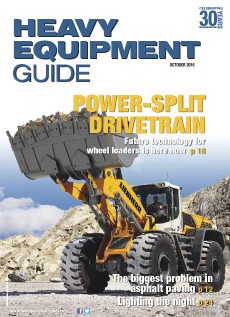Heavy Equipment Guide Digital Edition - October 2016