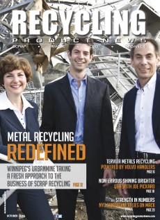 Recycling Product News Digital Edition - October 2016