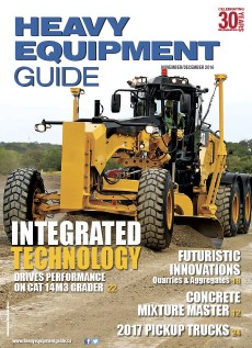 Heavy Equipment Guide Digital Edition - November/December 2016