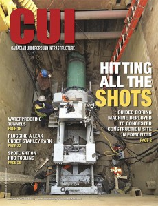 Canadian Underground Infrastructure Digital Edition - November/December 2016