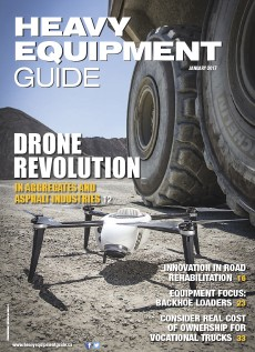 Heavy Equipment Guide Digital Edition - January 2017