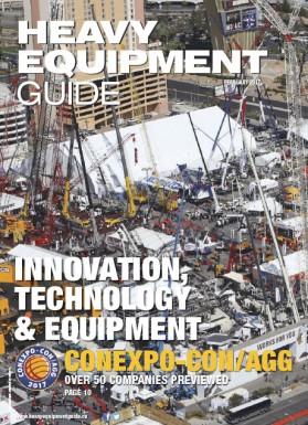 Heavy Equipment Guide Digital Edition - February 2017