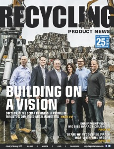 Recycling Product News Digital Edition - January/February 2017