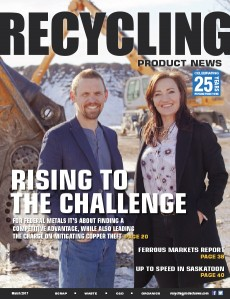 Recycling Product News Digital Edition - March 2017