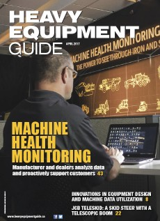 Heavy Equipment Guide Digital Edition - April 2017