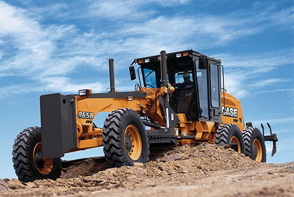 845b Motor Grader Heavy Equipment Guide