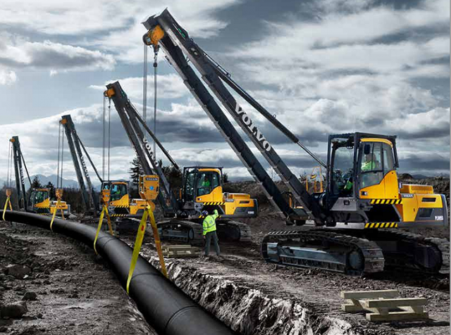 Volvo Construction Equipment - Oil & Gas Product News