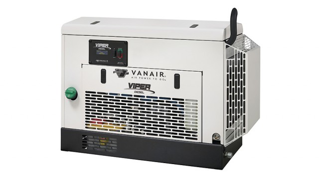 Viper Diesel - 80 CFM