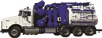 Vacuum Trucks of Canada introduces Hydro Excavator