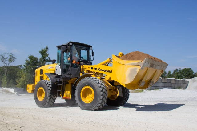 90z7 Wheel Loaders Recycling Product News