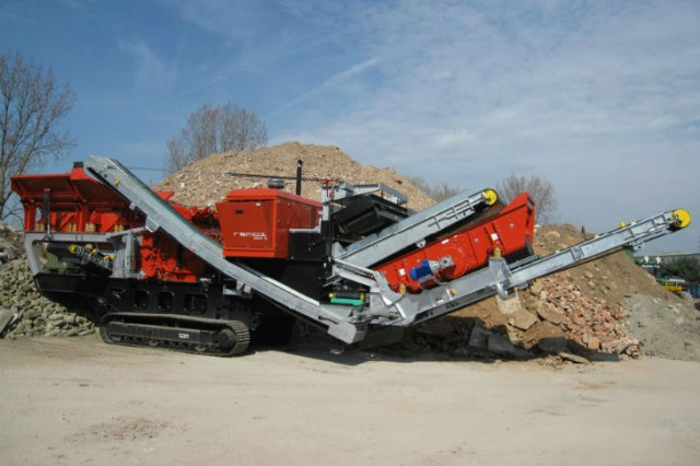 Remax 1312 Eco / Maxi Impact Crusher