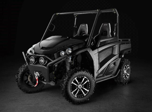RSX850i Midnight Black Special Edition (2014)