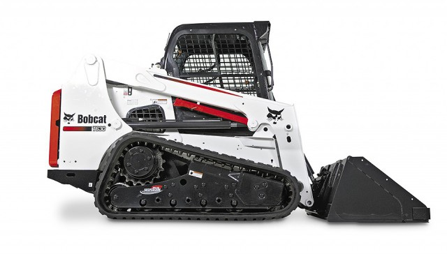 T550 Compact Track Loader Heavy Equipment Guide