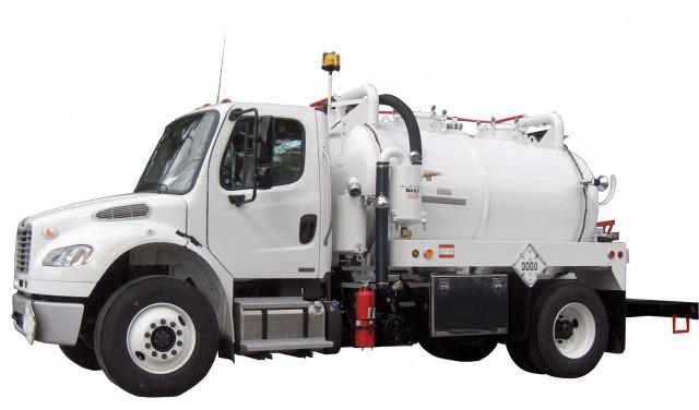 Hydrovac Series Vacuum Excavator Heavy Equipment Guide