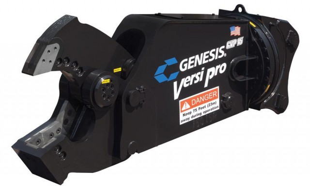 Versi Pro 15 with Shear Jaw