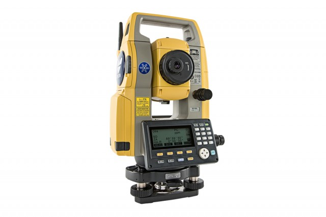 topcon releases entry level es series total station. Black Bedroom Furniture Sets. Home Design Ideas