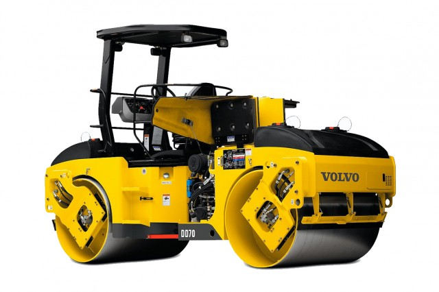 volvo dd25b asphalt compactor heavy equipment guide. Black Bedroom Furniture Sets. Home Design Ideas