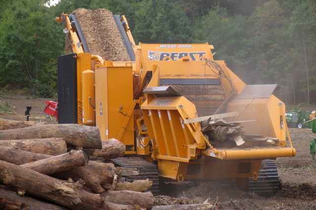 The Beast® Model 4680XP Track