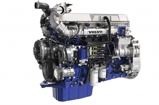 Volvo D13 Power