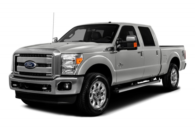 2016 Super Duty F-350 XL