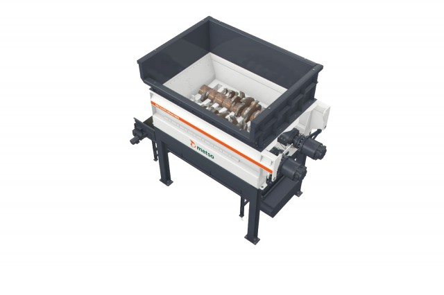 M&J PreShred 4000 stationary