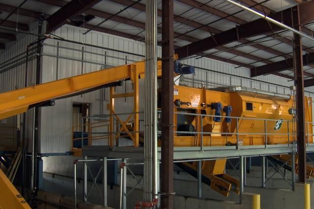 AirMax Material Density Separator