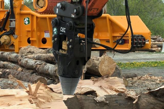Log & Stump Screw