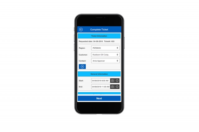 OpenTicket Digital Field Ticket Solution Oil Gas Product News - Openinvoice an oildex solution