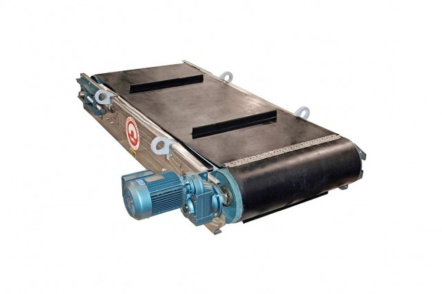 Suspended Permanent Magnet Separators