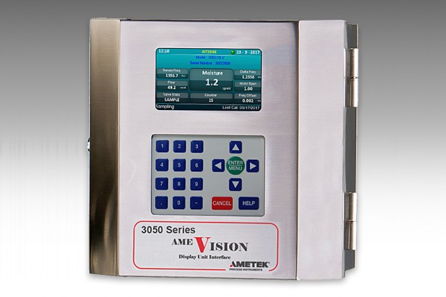 3050 Moisture Analyzer Series